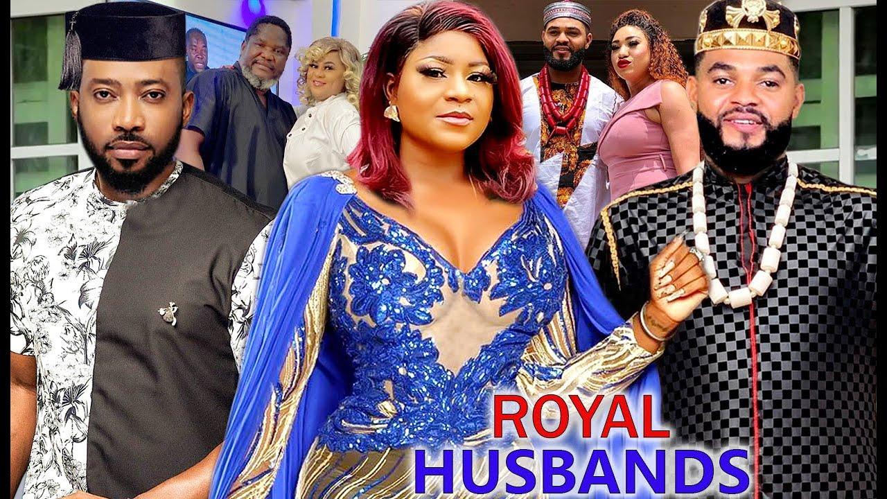 Download ROYAL HUSBANDS FULL MOVIE -  FREDRICK LEONARD   DESTINY ETIKO 2021 LATEST NIGERIAN NOLLYWOOD MOVIE.