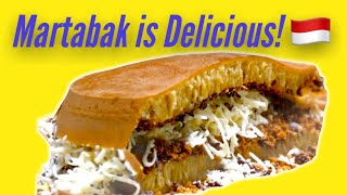 Indonesian Street food Martabak made it to Philly! Was it worth it?