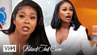 Jess Is Back & Kitty Brings Out The Claws! | Black Ink Crew: Chicago