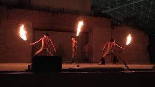 【4K】ハワイアンズ シバオラ SivaOla Show 〜進化〜 2018.11.1