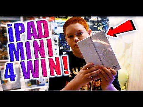 Winning A $300 Ipad Mini 4 At Main Event Arcade! With The Midway Maniac ArcadeJackpotPro