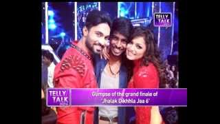 Jhalak Dikhhla Jaa 6 : Glimpse of the GRAND FINALE 14th September 2013