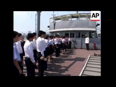 North Koreans still view the US with suspicion.