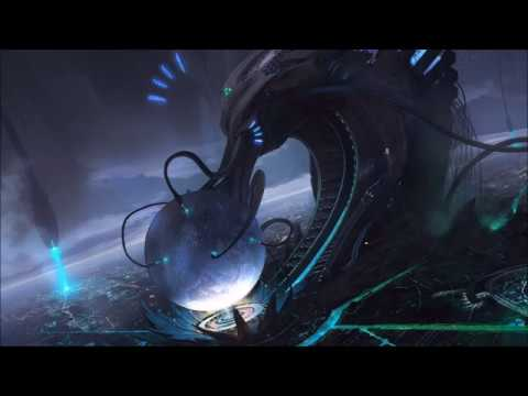 Dark Music  Alien Psychill  Psybient Sci Fi Music Mix