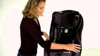 Safety 1st Complete Air Convertible Car Seat Silver Leaf - Product Review Video