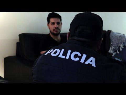 Así es la vida de un policía en México | Víctor González