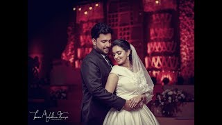 MERLIN - AMAL WEDDING HIGHLIGHTS   Team Mahadevan Thampi