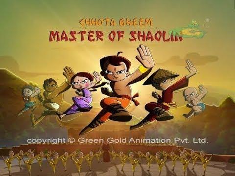 Chhhota Bheem - Master Of Shaolin Movie