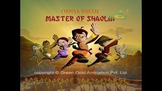 Chhhota Bheem - Master Of Shaolin Movie