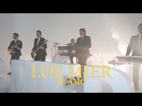 Te Amo -  Los Mier