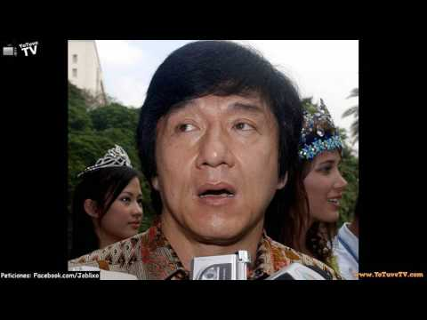Jackie Chan - Hong Kong martial artist, actor, film director, producer, stuntman, and singer.