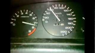 Honda Civic 1.6 Vti 160hp Vtec Acceleration