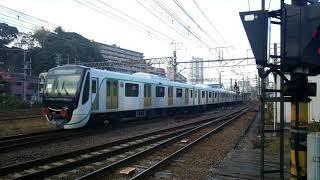 東急2020系 甲種輸送 2017.11.18