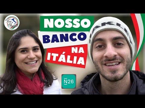 NOSSO BANCO NA ITÁLIA | DINHEIRO BRASIL ➡️ ITÁLIA