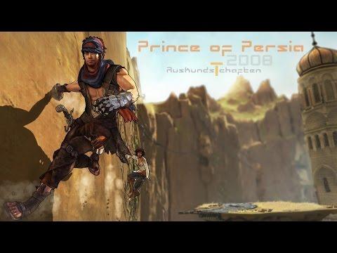 Vidéo Prince of Persia — rôle du Prince (avec Nathalie Spitzer, narration, et Marie Zidi, Elika)