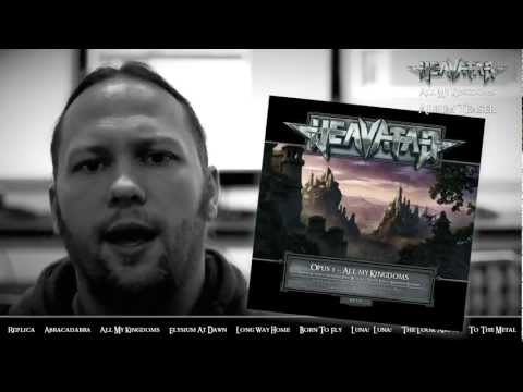 HEAVATAR - All My Kingdoms | Napalm Records