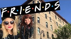 New York City: FRIENDS TV SHOW Tour