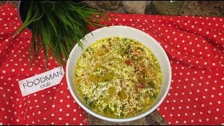 Легкий куриный суп: рецепт от Foodman.club