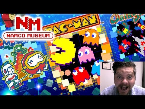 Namco Museum - Nintendo Switch | VGHI Play 'n' Chat Live Stream
