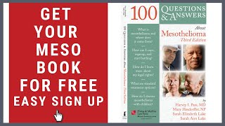 100 Questions and Answers About Mesothelioma | Free Book | Mesothelioma Claim