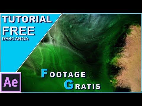 After Effects Tutorial // Recomendación Web´s descarga footage gratis