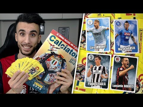 "PACCHETTI ""GOL"" GIALLI GRATIS!! | APERTURA BUSTINE ALBUM CALCIATORI PANINI 2018 SU FIFA 18 EP.25"