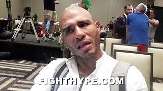 MIGUEL COTTO BREAKS DOWN CANELO VS. GOLOVKIN 2; GIVES CANELO ADVICE & REVEALS HIS PICK