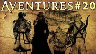 Aventures Saison 2 # 20 - Fuir comme la peste