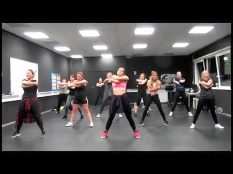 Adult Street Dance Loughton - 'Me, Myself and I' - 19.08.2015