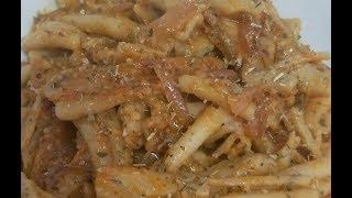 Pasta in Desi Style // Tomato Cheese Pasta// Pasta Snack//pasta de tomate y queso