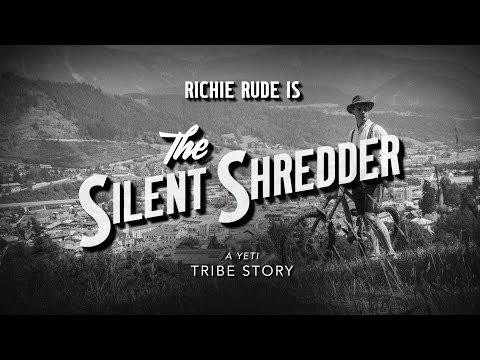 Silent Shredder. A Yeti Tribe Story.