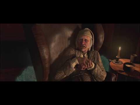 A Christmas Carol (2009) Marley's Ghost HD 1080p Part 3