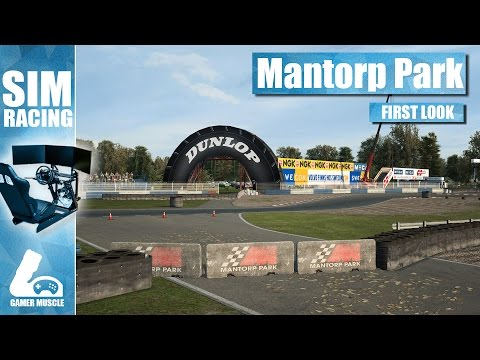 RaceRoom - Mantorp Park - First Look & Impressions