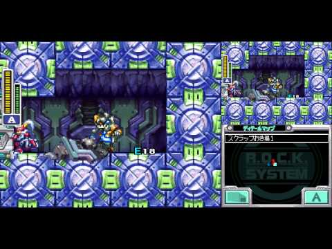 [TAS] DS Mega Man ZX Advent '100%' by hellagels & red-crowned-crane in 1:33:22.76