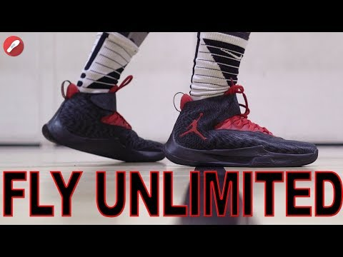 Jordan Fly Unlimited Performance Review!