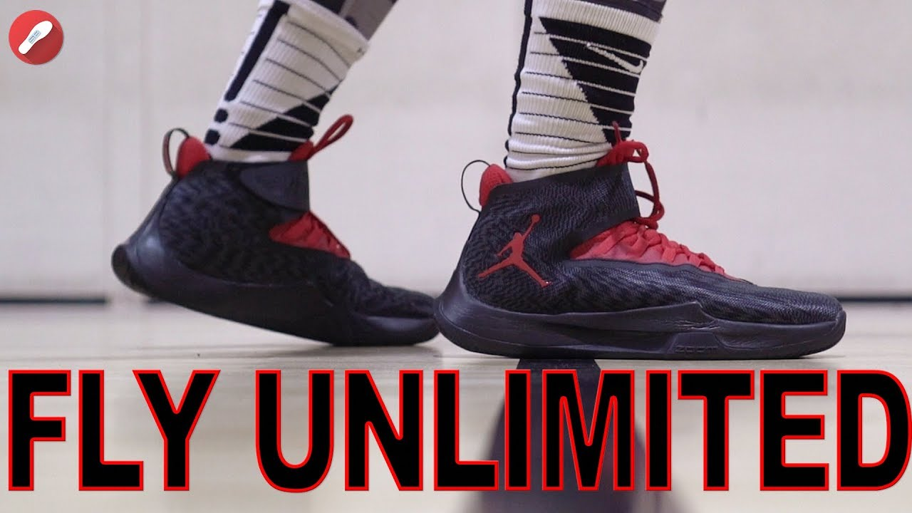 1e65478d188 Jordan Fly Unlimited Performance Review! - YouTube