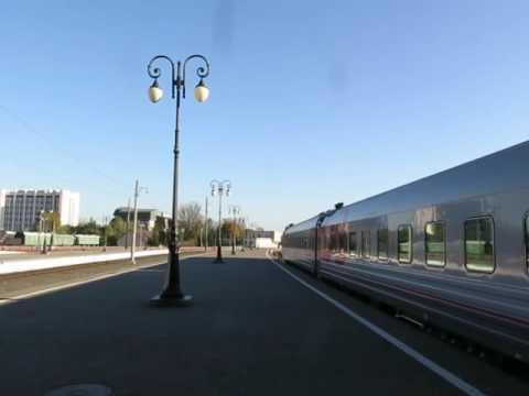 ...небольшая прогулка по вокзалу Калининград-Южный