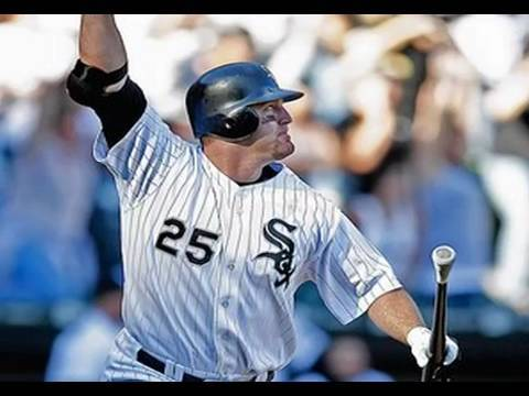 White Sox Talk About the Jim Thome Trade