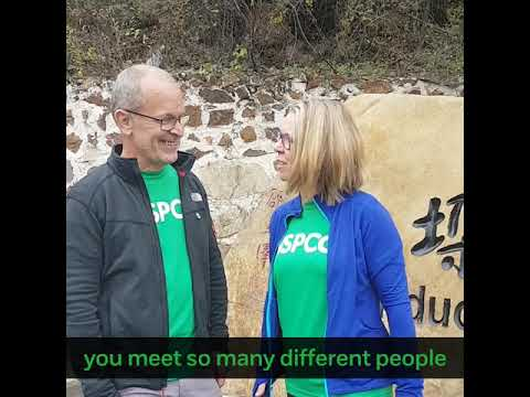 Trek the Great Wall of China with the NSPCC in 2018