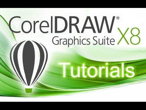 CorelDRAW X8 - Professional 2D Drawing & Filling [Pen Tool]*