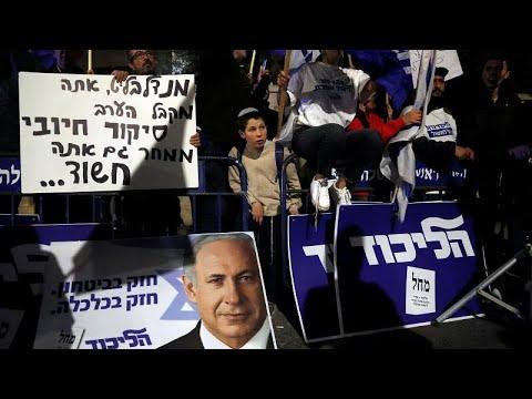 إسرائيل تتهم رئيس وزراءها نتنياهو ووقفات مؤيدة وأخرى معارضة تطالب باستقالته…  - نشر قبل 2 ساعة