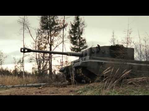 Tiger vs T34s (White Tiger)
