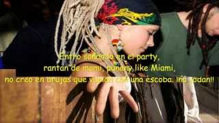 Morodo - Rap ´n Party (+ Letra) HD [Rebel Action 2010]