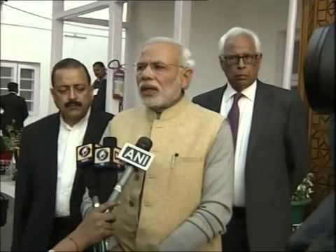 PM after interacting with flood-affected people of Srinagar