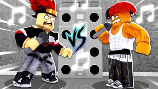 RAP BATTLE CU ABONATII! FRIDAY NIGHT FUNKIN PE ROBLOX!