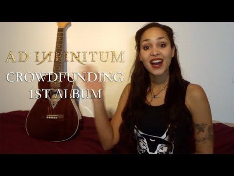 AD INFINITUM - Crowdfunding - New Symphonic Power metal album!