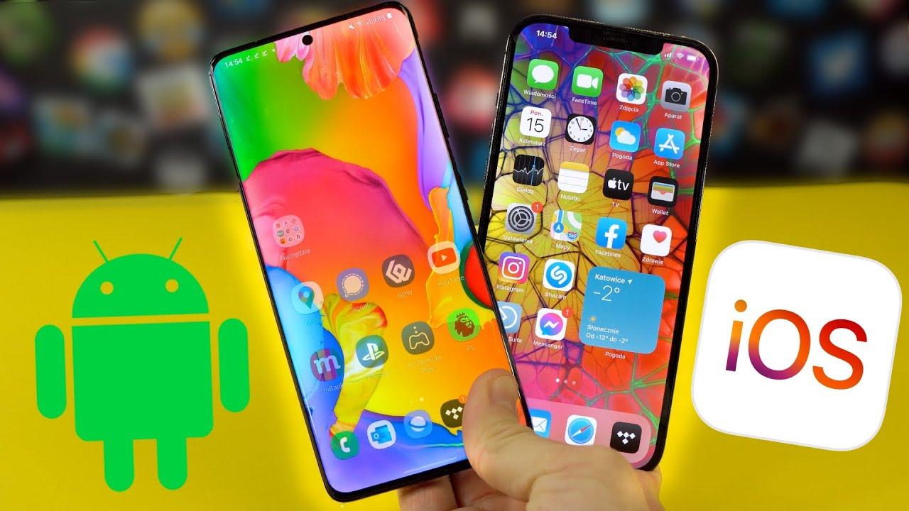 iOS vs Android 🤖 Który System Jest Najlepszy Dla Ciebie w 2021? [PORÓWNANIE]