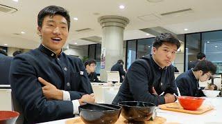 Une journée dans un LYCÉE au JAPON (lycée pour garçons)