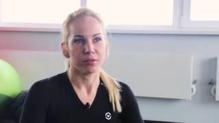 Как убрать живот после родов  упражнения на пресс при диастазе Фитнес Подруга