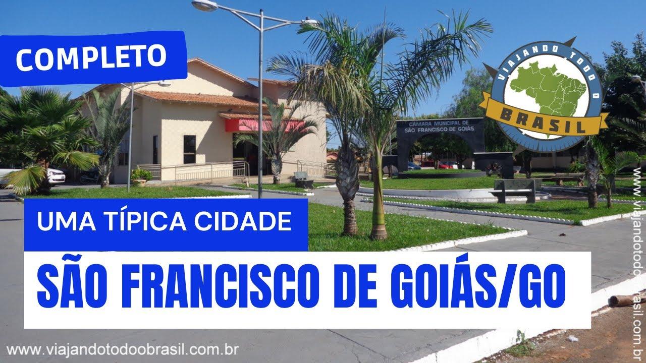 São Francisco de Goiás Goiás fonte: i.ytimg.com